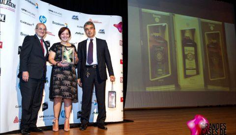 Congraf recebe Prêmio Grandes Cases de Embalagem 2017